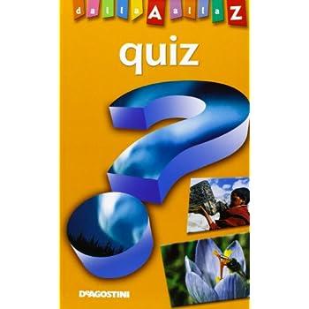 Quiz. Dalla A Alla Z