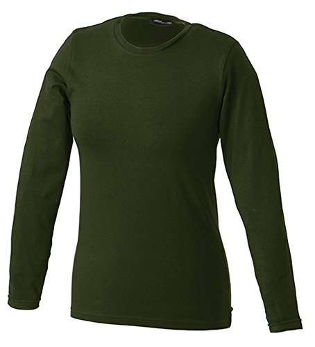 Tangy-T Longsleeved im digatex-package Olive