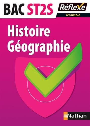 Histoire-Géographie - Terminale ST2S