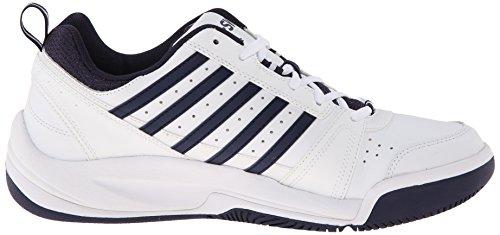 Weiß Performance VENDY KS White TFW Tennisschuhe Swiss II Navy Herren K HR5q8awZxW