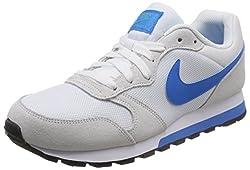 NIKE MD Runner 2, Schwarz, Sneaker- Just do it NIKE - Inspiration und Innovation Bei der Gründung von Nike im Jahr 1972 ging es anfangs nur um die Herstellung und den Vertrieb von Sportschuhen. Mittlerweile ist Nike der weltweit führende Sportartikel...