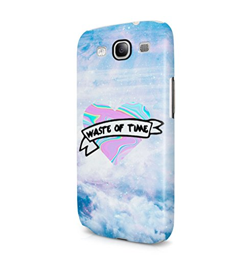 waste-of-time-holographic-tie-dye-heart-stars-space-samsung-galaxy-s3-snapon-hard-plastic-phone-prot
