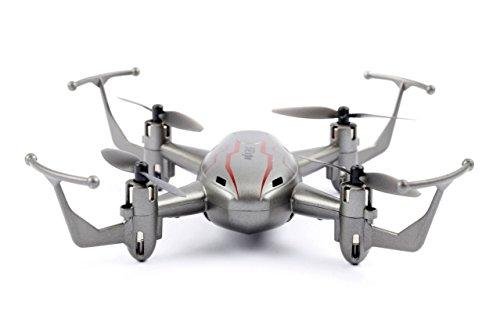 Q019002 3D Action 2.4 GHZ Mini Drohne RC Mini Quadrocopter Drohne RTF ferngesteuerter Quadcopter Set 180° Flips kopfüber Anfänger Headlessmodus RC ferngesteuerte Mini Drohne
