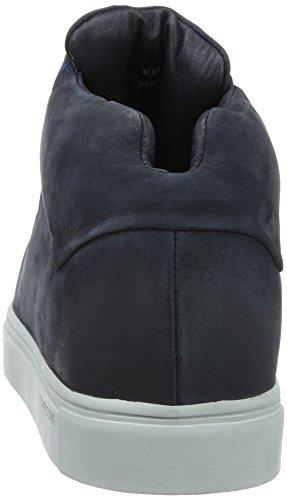 Blackstone Km20, Sneakers basses homme Bleu Marine