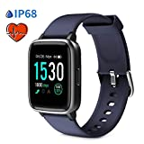 Glymnis Smartwatch Orologio Fitness Smart Watch Uomo Donna Impermeabile IP68...