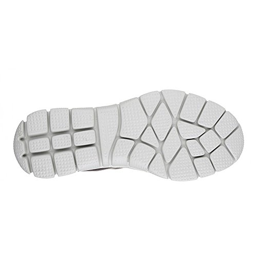 Skechers Womens Empire Latest News Synthetic Trainers Charcoal