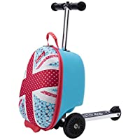 "Flyte Daisy 15"" Mini Scooter Suitcase Pink"