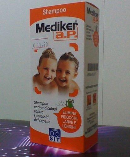 MEDIKER A.P. Shampoo Anti-pediculosi Pidocchi