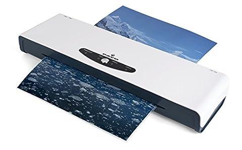 Pavo Alaska Swift Plastifieuse A3 125 Microns Blanc