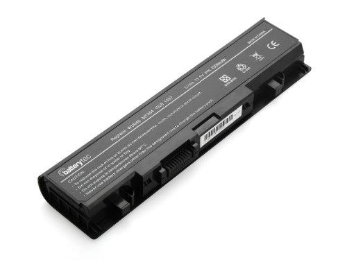 Batterytec® Batterie pour DELL STUDIO 15 1535 1536 1537 1555 1558 PP33L PP39L WU960 WU946 6Cell [11.1V 4400mAh 12 mois de garantie]