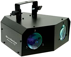 ADJ Dual GEM 2x RGB LED-Moonflower