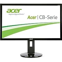 Acer CB280HK Monitor 28 Pollici LED Ultra HD, Risoluzione 3840 x 2160, Dual Link DVI, HDMI, DisplayPort, Mini DisplayPort, Speaker, VESA Mount, Nero