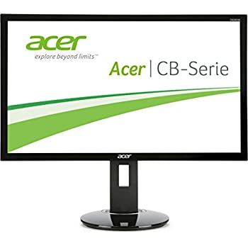 """Acer CB280HK - Monitor de 28"""" 2160x3840 con tecnología UHD (4K), color negro"""