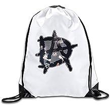 Ocabags Dean Ambrose WWE Drawstring Backpack Sack Bag/Travel Bags
