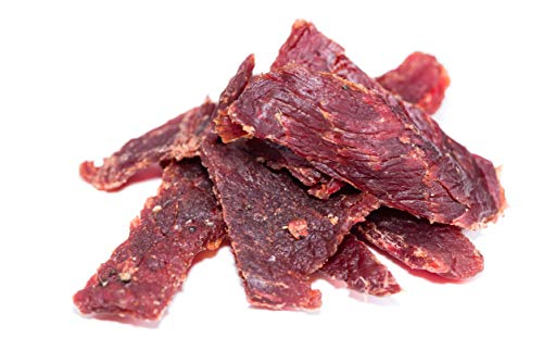 !Neue Sorten! Gym Jerky Beef All4 Mixpack 6 je Sorte | 24x40g | High Protein 55% | Low Fat & Low...
