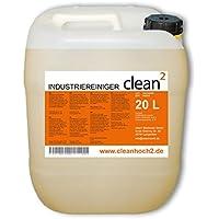 20L Clean 2 Werkstattreiniger Bodenreiniger Industriereiniger Universalreiniger