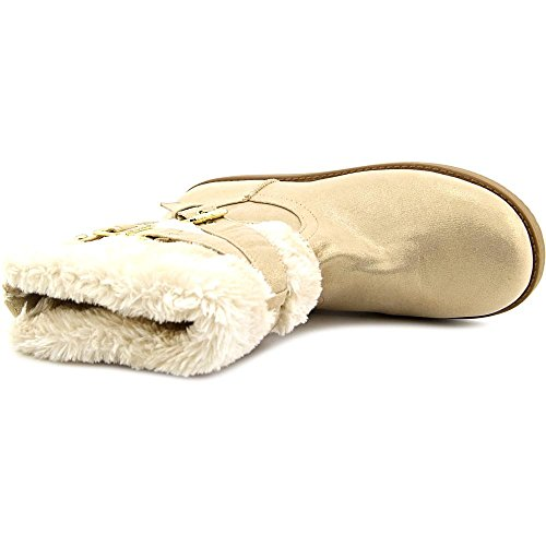 G By Guess Azzie Toile Botte d'hiver Gold Multi