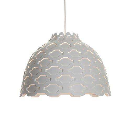 Louis Poulsen LC Shutters Pendelleuchte - weiß - Louise Campbell - Design - Hängeleuchte - Deckenleuchte - Wohnzimmerleuchte - Louis Poulsen Beleuchtung