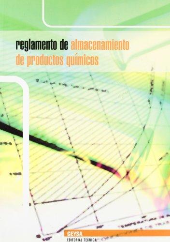 REGLAMENTO ALMACENES PRODUCTOS QUIMICOS