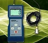 Vibrationsmessgerät Schwingungsmesser Vibrationstester Beschleunigung Umdrehungszahl VM2