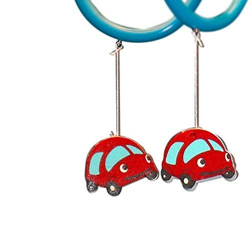 Jungen Cartoon Auto Schlafzimmer Kronleuchter Lampe Mediterraner Kid 's Room Anhänger Leuchten Kinder Pendelleuchte - 9