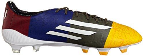 Adidas F50 Adizero FG Messi Chaussure De Football Bleu
