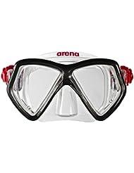 Arena Sea Discovery 2Jr, Snorkel Unisex Kinder, Mehrfarbig, Einheitsgröße