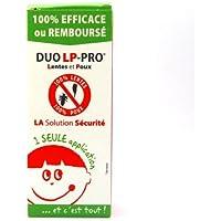 Duo lp-pro-lotion Radikale gegen die Langsamen und die Läuse Duo ip-pro, 150ml + 1Kamm preisvergleich bei billige-tabletten.eu