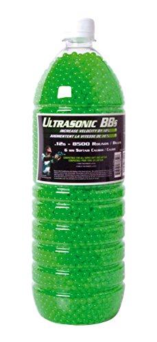 GSG Softair BBs Ultrasonic 0.12 g Kal. 6 mm 8.500 Stück grün, 203837
