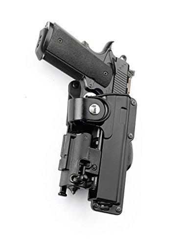 Fobus neu verdeckte Trage Pistolenhalfter Mit Haltegurt Halfter Holster für die meisten Colt 1911 Style Pistolen / Springfield 5