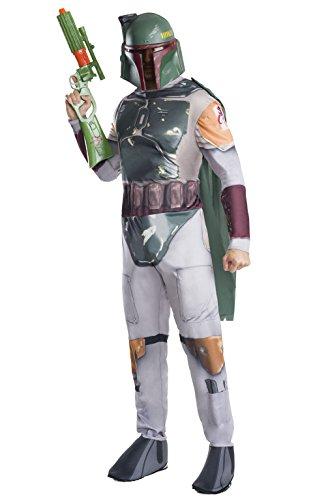 Standard Boba Fett Kinder Kostüm - Rubie 's Offizielle Star Wars Boba