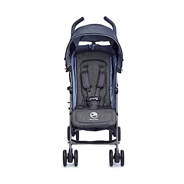 Easywalker Buggy, Berlin Breakfast  Suitable from birth 5 point 3 position harness Four recline positions with near flat recline 4