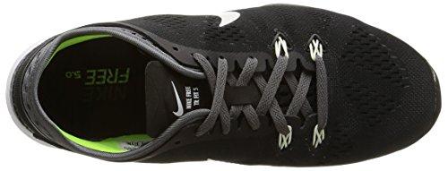 Nike - Free Tr 5 Breathe, Sneakers da donna Nero (Black/WhiteBlack/White)