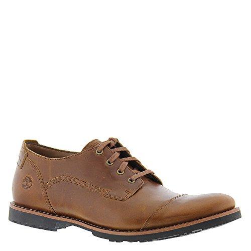 Timberland Mens Kendrick Cap Toe Oxford Shoe  7 5 UK  Tan Old Harness