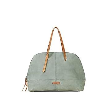 Leder Handtasche von Liebeskind, Rundu, hyena grey , online kaufen