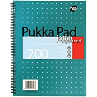 Pukka Pad A4 Jotta Squared Paper Notebook (Pack of 1)