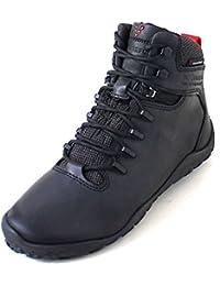 Vivobarefoot Tracker FG L black leather