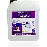 5 Liter Premium Entkalker für z.b. DeLongh i®, Jura ®, Krups ®, Phillips ® Kaffeevollautomaten Amidosulfonsäure Hochkonzentrat