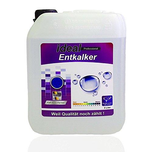 5 Liter Premium Entkalker für z.b. Jura , Krups , Phillips  Kaffeevollautomaten Amidosulfonsäure...