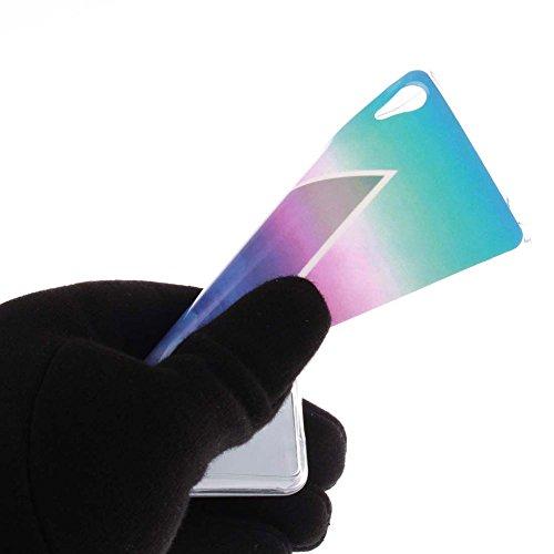 iPhone 7 Plus Custodia, Skin hard copertura iPhone 7 Plus, disegno unico scintillio Bling Glitter Sparkles Shinny fluente Apple iPhone 7 Plus Case Cover Shell 5.5 Multiflora Rose Colore-9