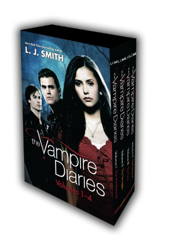 The Vampire Diaries Box Set (Diaries Set Vampire Box)