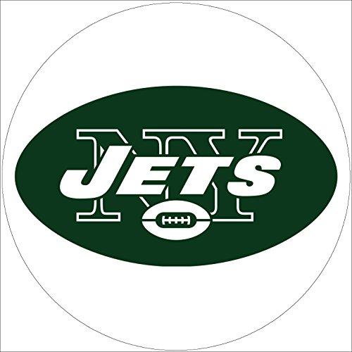Fondant Tortenaufleger Tortenbild Geburtstag NFL New York Jets T1
