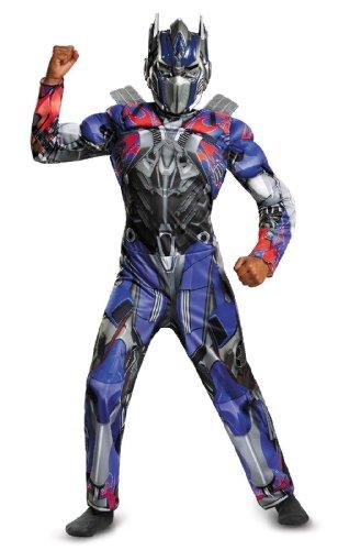 Disguise Hasbro Transformers Age of Extinction Movie Optimus -