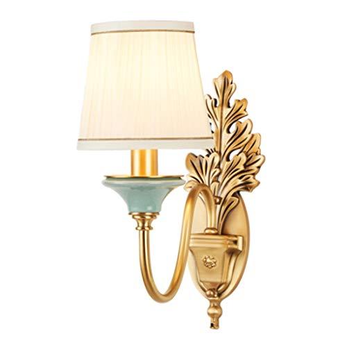WANJIN LED Schlafzimmer nachtwand Lampe Zimmer Gang Flur warm romantische wandbeleuchtung E27 lampenkopf (ohne Glühlampe)