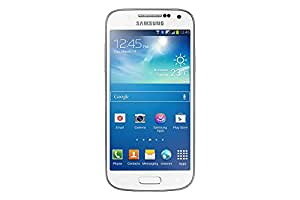 Samsung Galaxy S4 Mini GT-I9192 (White Frost) (Certified Refurbished)