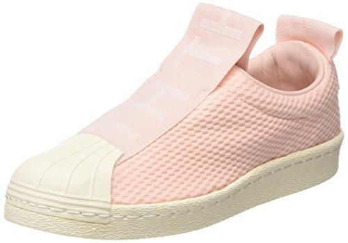 adidas Superstar Bw3S Slipon W, Scarpe da Fitness Donna, Diversi Colori (Icey F17/Icey Pink F17/Off White), 37 1/3 EU
