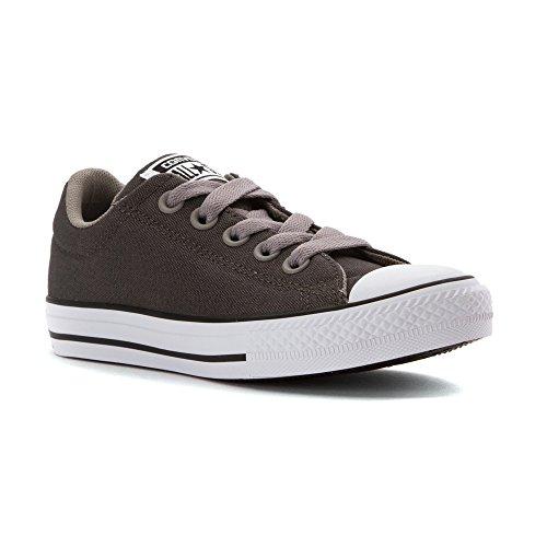 Converse Kids Chuck Taylor All Star Street Ox (Little Big) Shale Grey