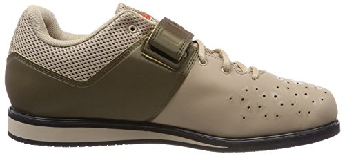 adidas Powerlift.3.1, Scape per Sport Indoor Uomo Beige (Tech Beige/trace Olive/core Black)