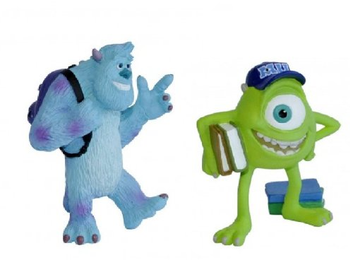 Bullyland Monster AG/Uni Mike und Sulley