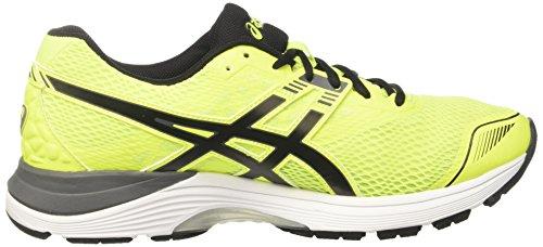 Asics Gel-Pulse 9, Chaussures de Running Compétition Homme Jaune (Safety Yellow/black/carbon)